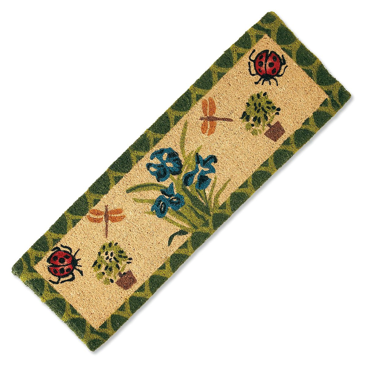 Iris & Ladybug Coco Double Doormat