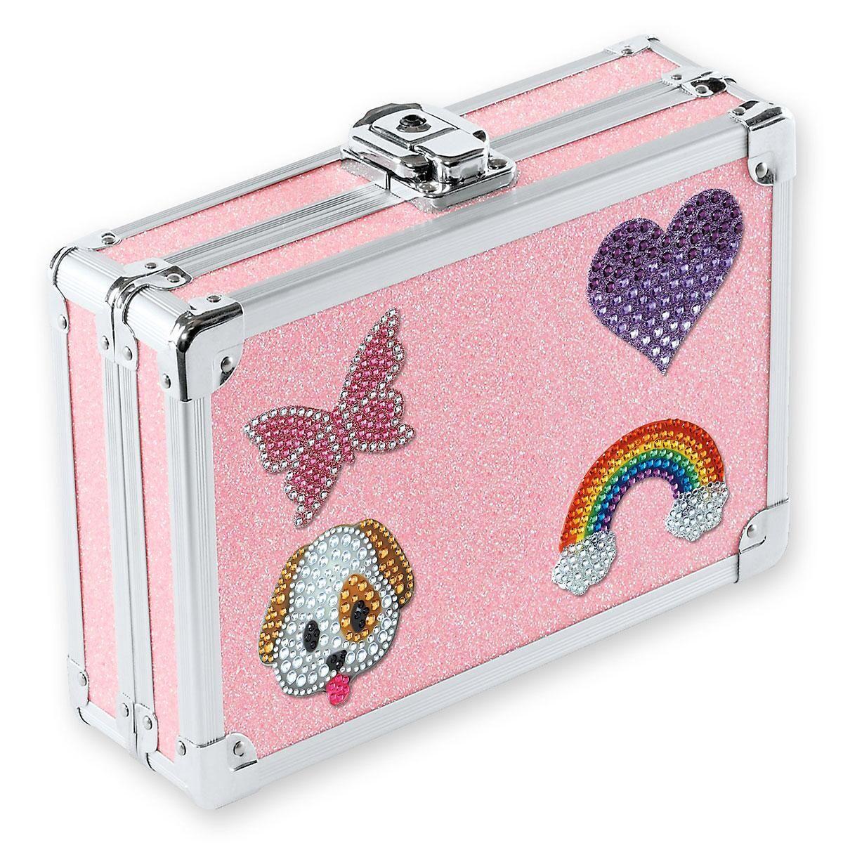 Pink Butterfly StickerBean™