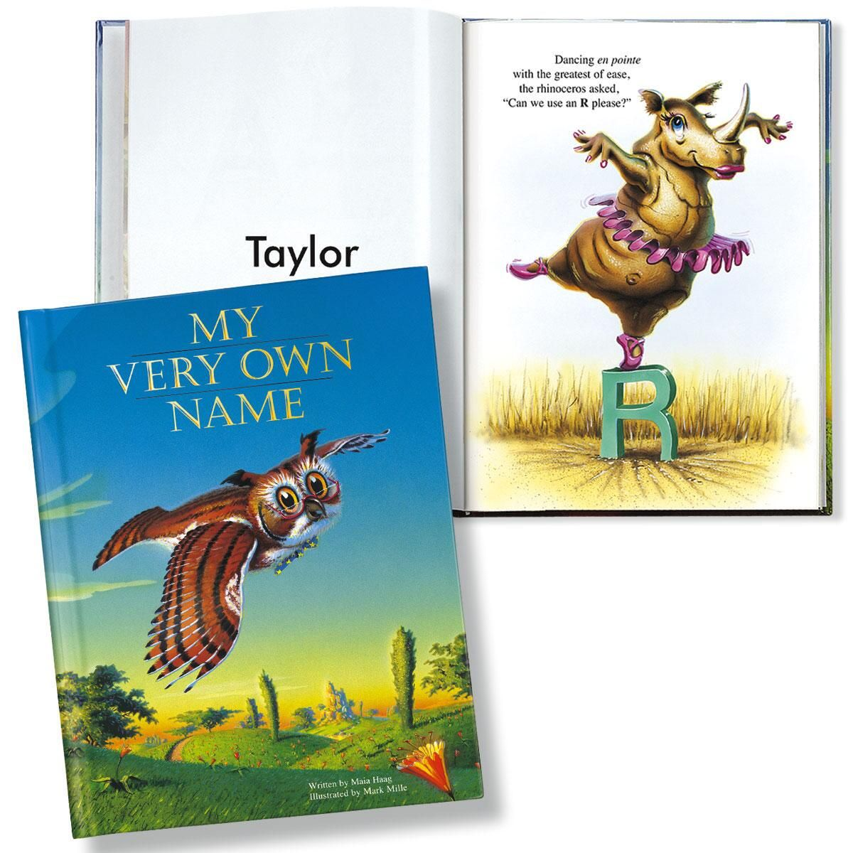 My Very Own® Name Personalized Storybook