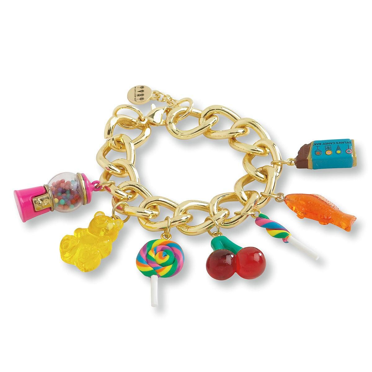 Charm Bracelet by Dylan's Candy Bar