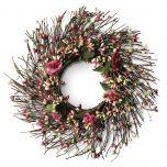 Spring Floral Handmade Wreath