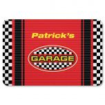 Garage Personalized Floormat