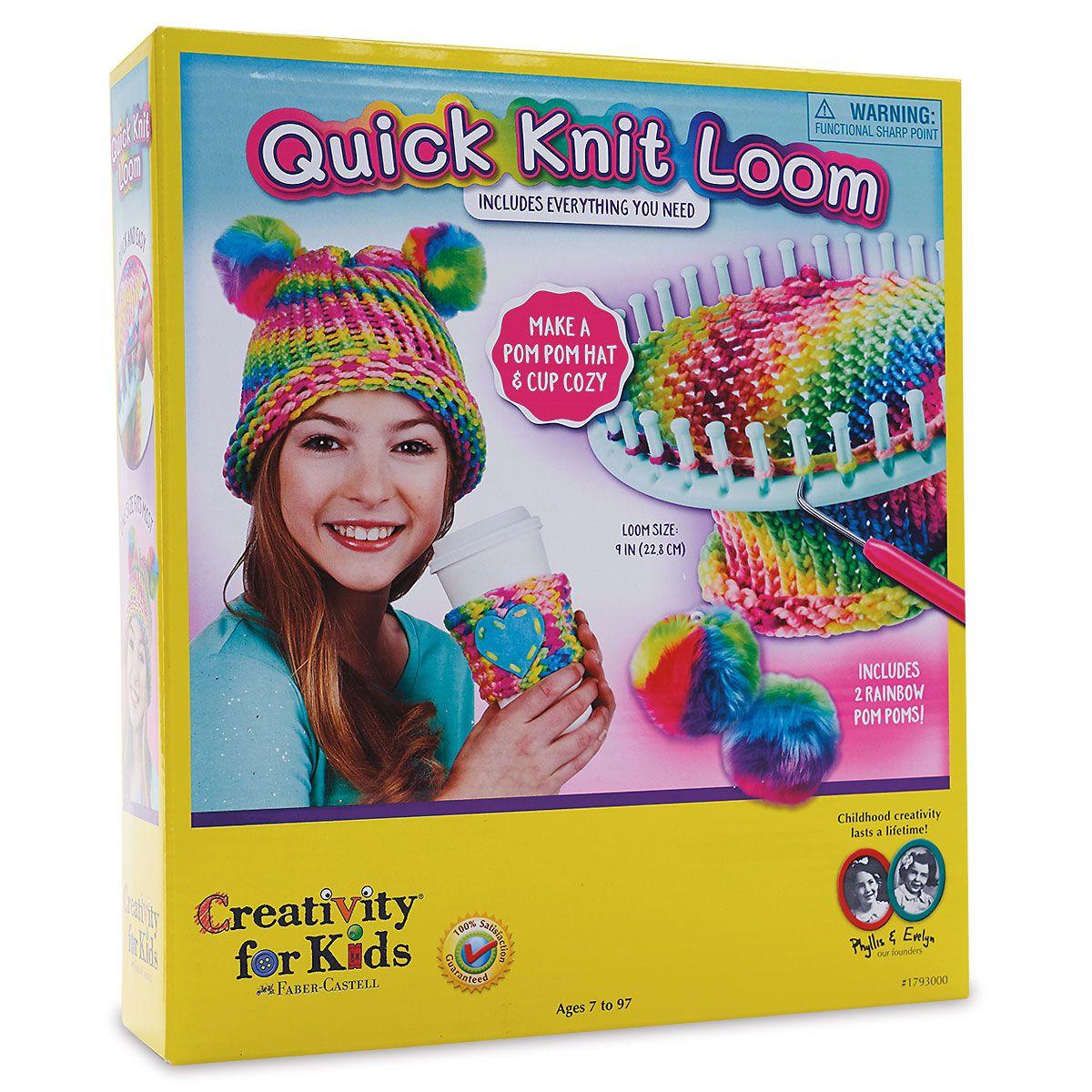Quick Knit Loom Kit