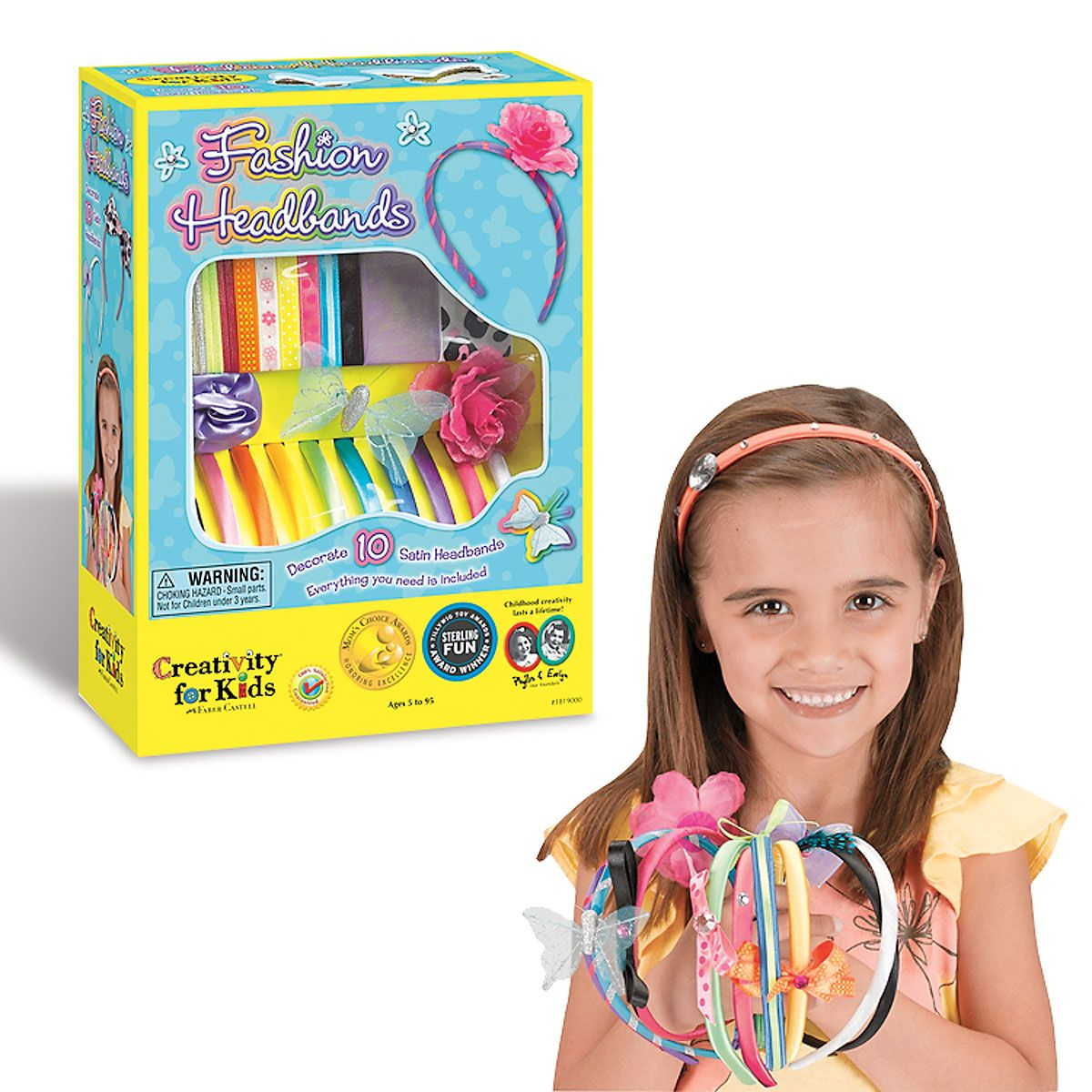 Creativity for Kids Fashion Headband Kit