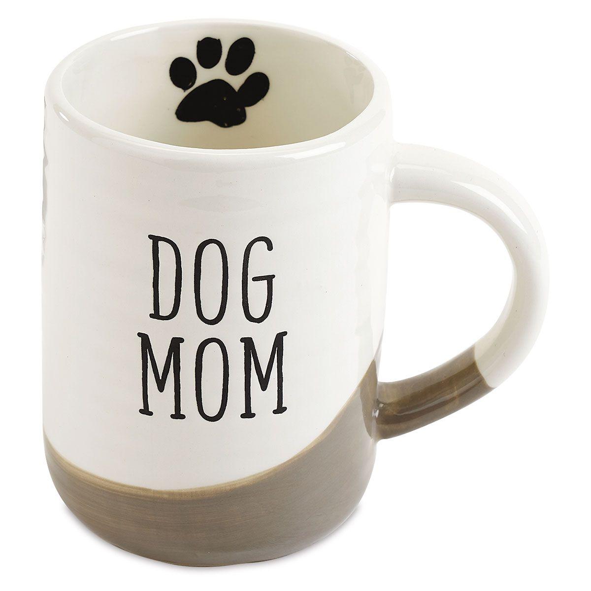 Ceramic Dog Mug
