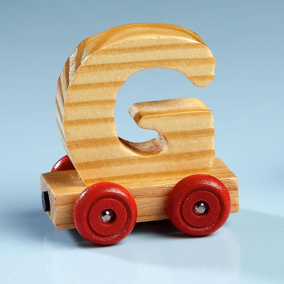 Letter Car - G