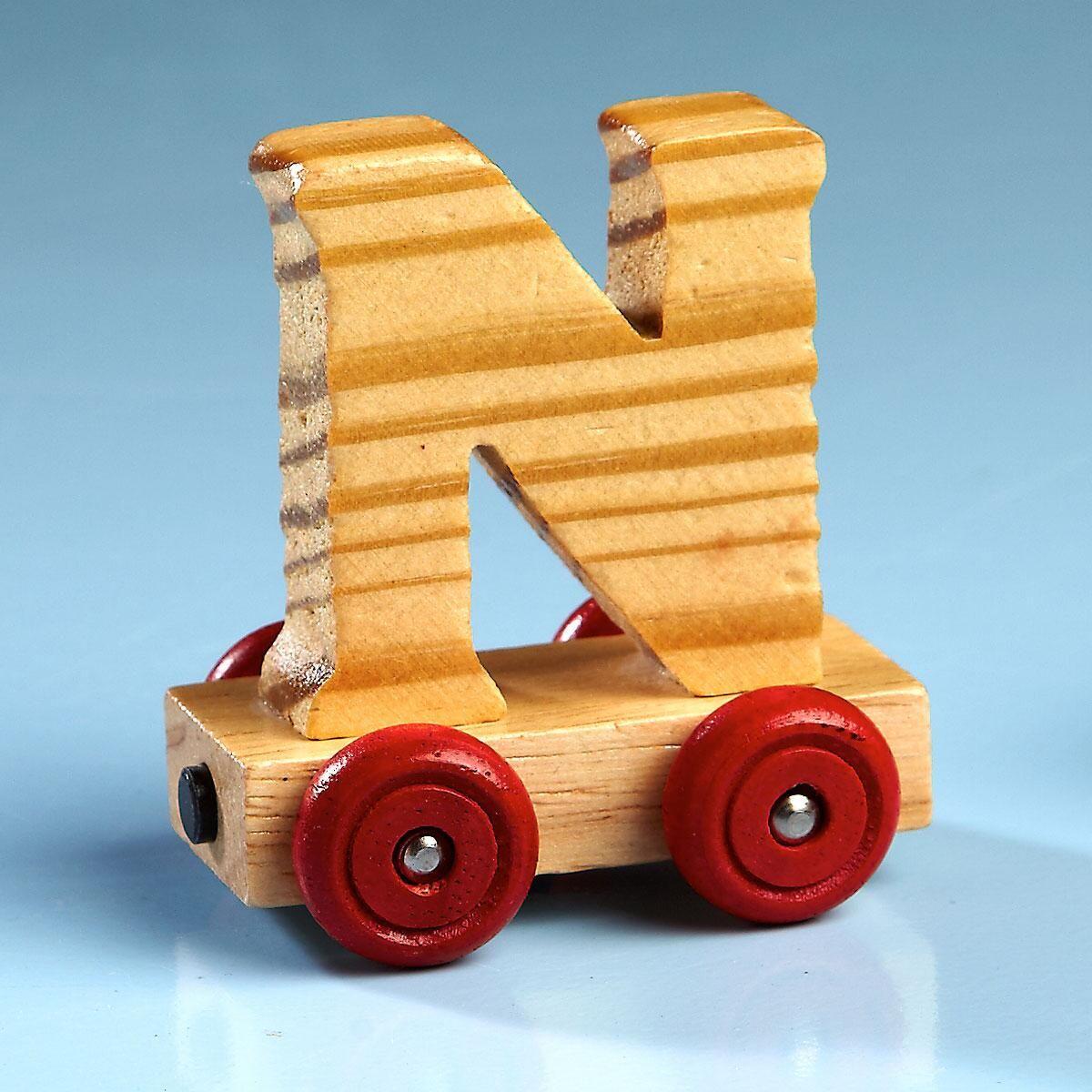 Letter Car - N