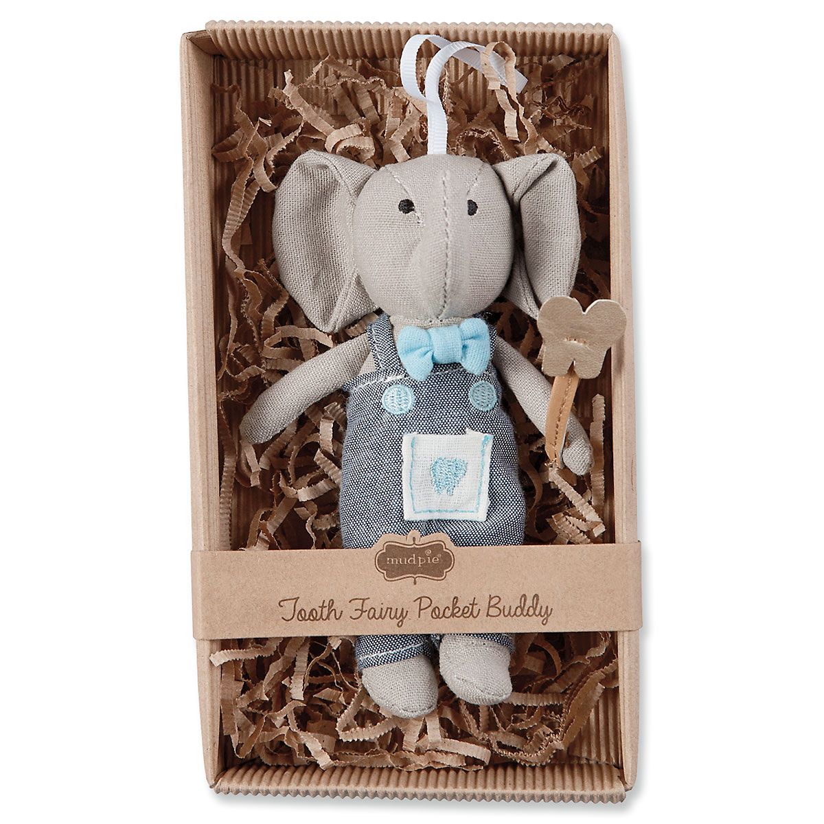 Tooth Fairy Elephant from Mud Pie®