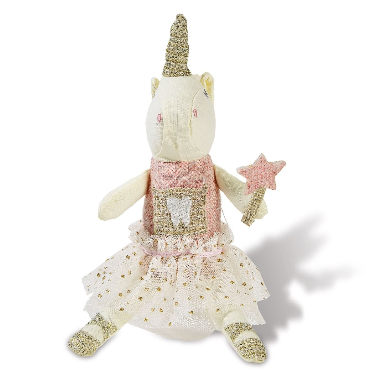 Tooth Fairy Unicorn Doll