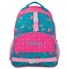 Personalized Mermaid Backpack By Stephen Joseph