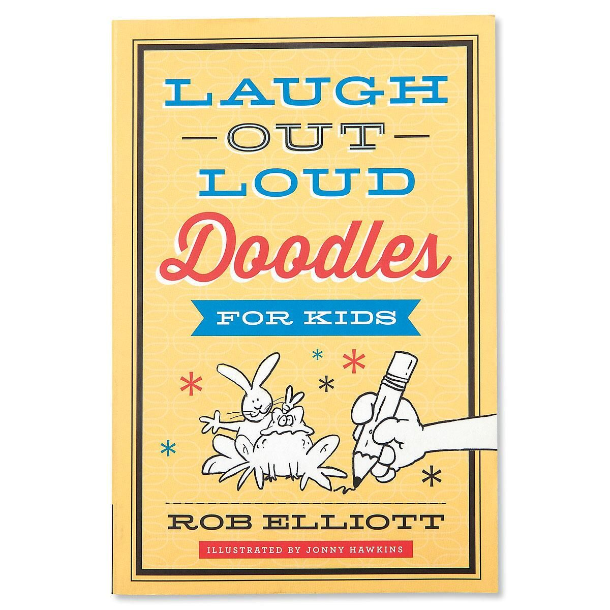 Laugh Out Loud Doodles For Kids Book