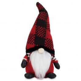 Winter Gnome Sitters with Beard