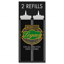 Legacy Cork Pop Refill Canisters