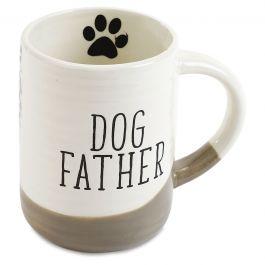Dog Dad Ceramic Mug