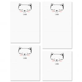 Kitty Ears Notepads