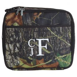 Woods Lunch Bag - Monogram