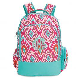 Personalized Beachy Keen Backpack - Monogram
