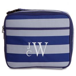 Personalized Greyson Lunch Bag - Monogram