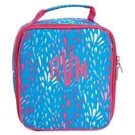 Personalized Sparktacular Lunch Bag  – Monogram