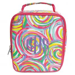 Personalized Sorbet Lunch Bag – Monogram