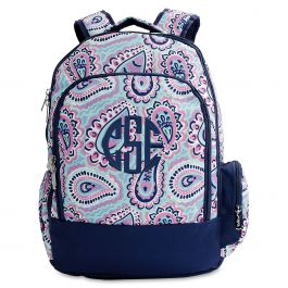 Personalized Sophie Backpack - Monogram