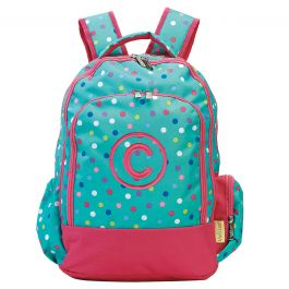 Personalized Lottie Backpack - Monogram