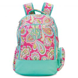 Personalized Lizzie Backpack - Monogram