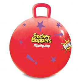 Red Stars Hippity Hop Ball