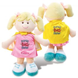 Personalized Super Big Sister Doll