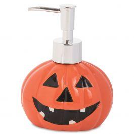 Jack-o'-Lantern Soap Pump