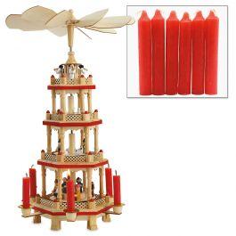 Christmas Carousel & Candle Kit