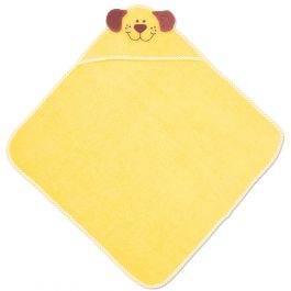 Puppy Hooded Animal Personalized Towel Lillian Vernon