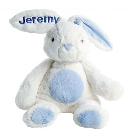Ultra-cuddly My First Bunny - Blue