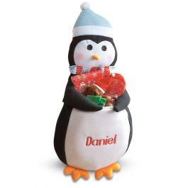Penguin Hanging Gift Bag