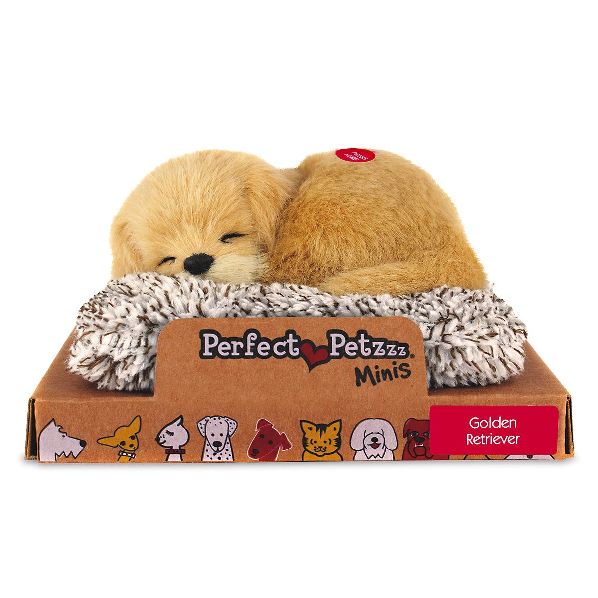 Perfect Petz Mini Golden Retriever