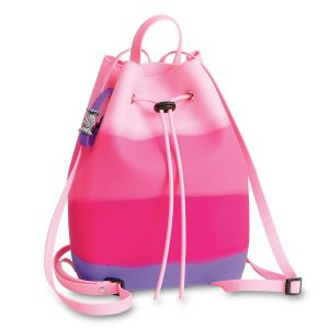 Bubble Gum Tie Dye Bag