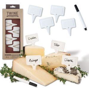 Ceramic Cheese Markers