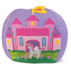 Unicorn Castle Beanbag Chair