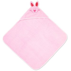 Bunny Hooded Animal Personalized Towel