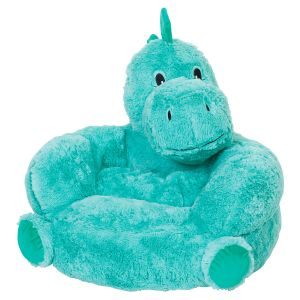 Children's Dino Plush Character Chair
