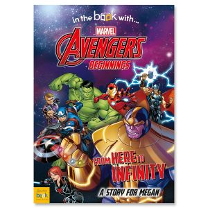 Marvel Avengers Personalized Storybook