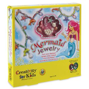 Mermaid Jewelry Making Kit