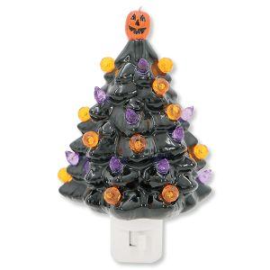 Halloween Tree Nightlight
