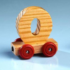 Letter Car - O