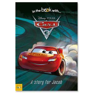 Pixar Cars 3 Personalized Storybook