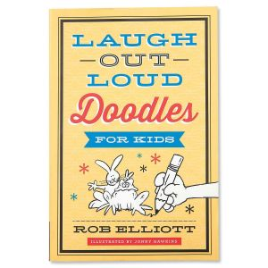 Laugh Out Loud Doodles For Kids Book