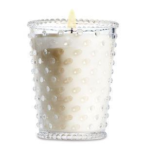 Hobnail Candle Scotch Pine