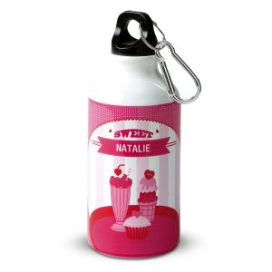 Sweet Shoppe Water Bottle by Designer Maureen Anders