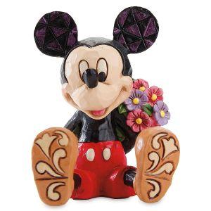 Mini Mickey Mouse Figurine by Jim Shore