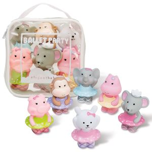 Elegant Baby's Ballet Party Bath Squirties
